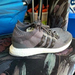 Comfy black Adidas sneakers